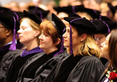Graduate LL.M. program graduates