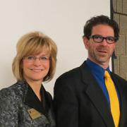 Linda Kisabeth and Eric Nordan