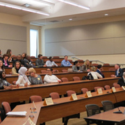 Students listen to Michigan Court of Appeals