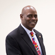 Immigration Services Officer Gerald Evans