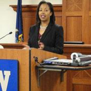 Judge Christina Elmore