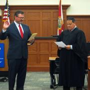 Derek Matthews and Judge Sabella