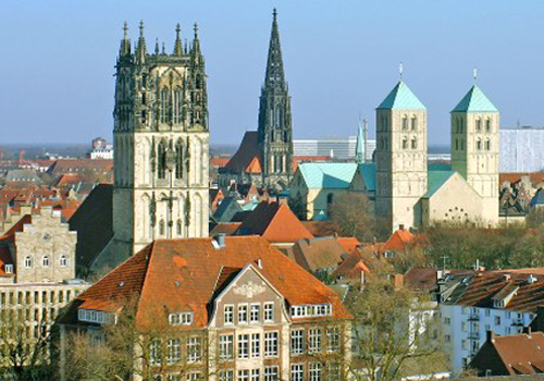 University of Münster, Germany, WMU-Cooley Exchange Program
