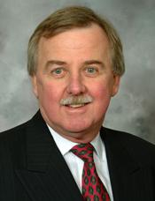 WMU-Cooley President Don LeDuc