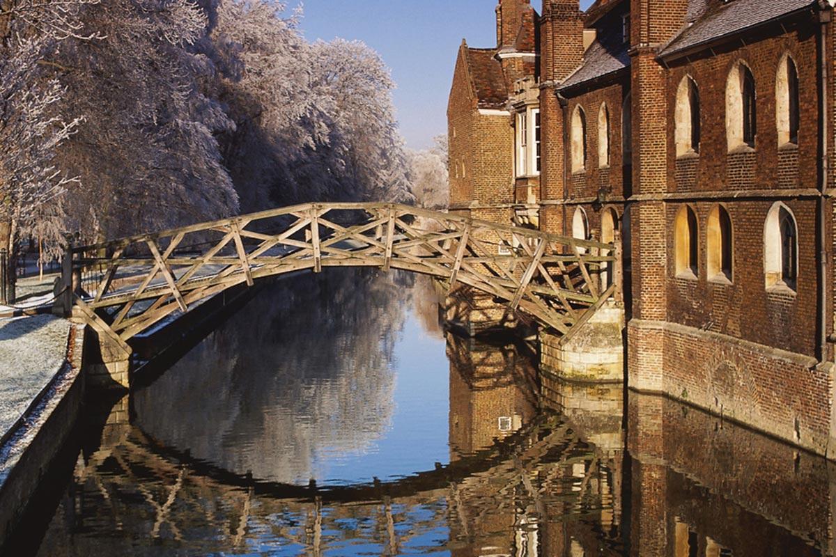 Visit to Cambridge