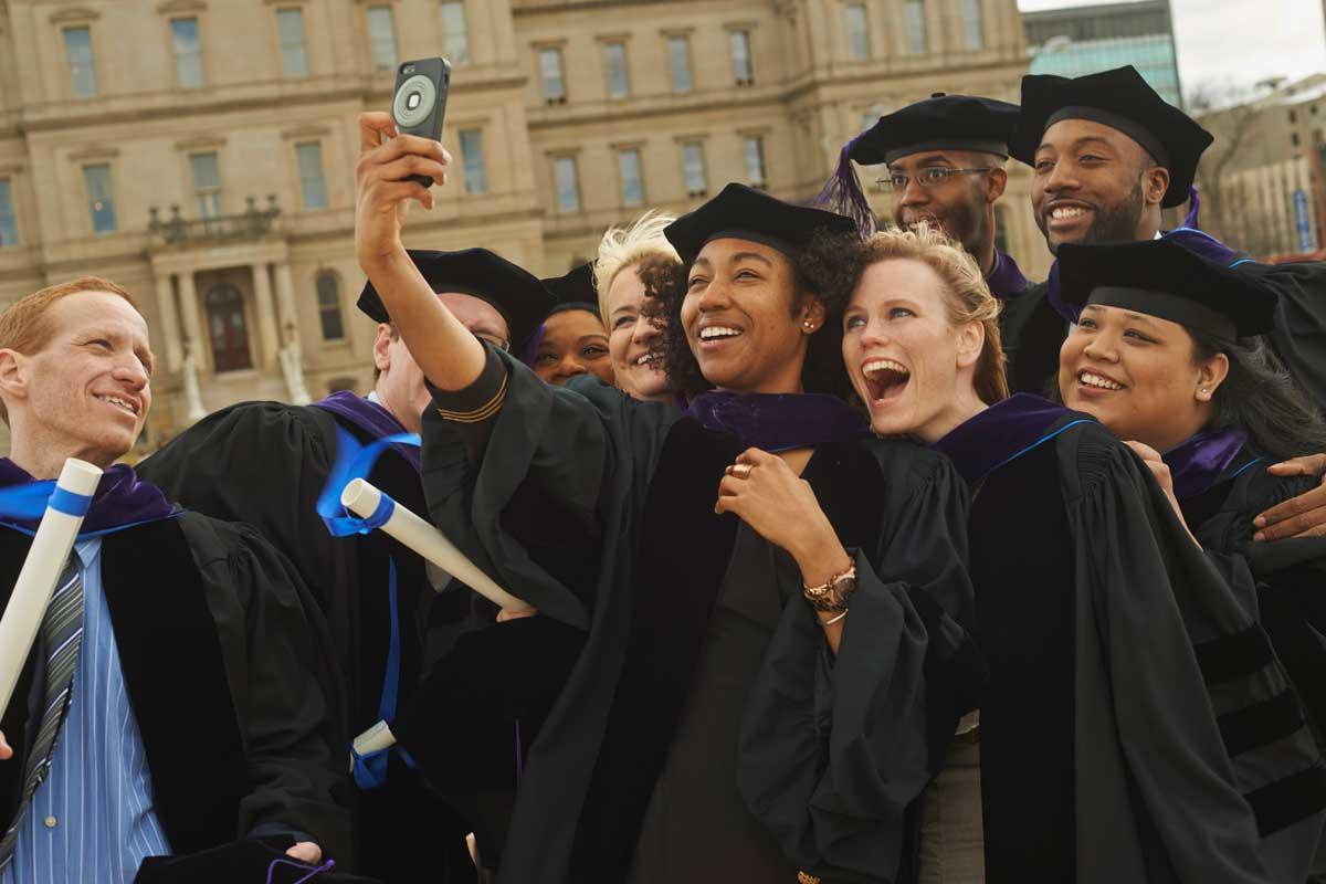 Lansing Graduation