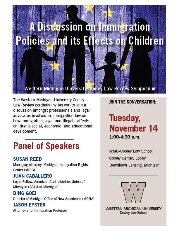 Immigration Policies on Children Law Review Symposium