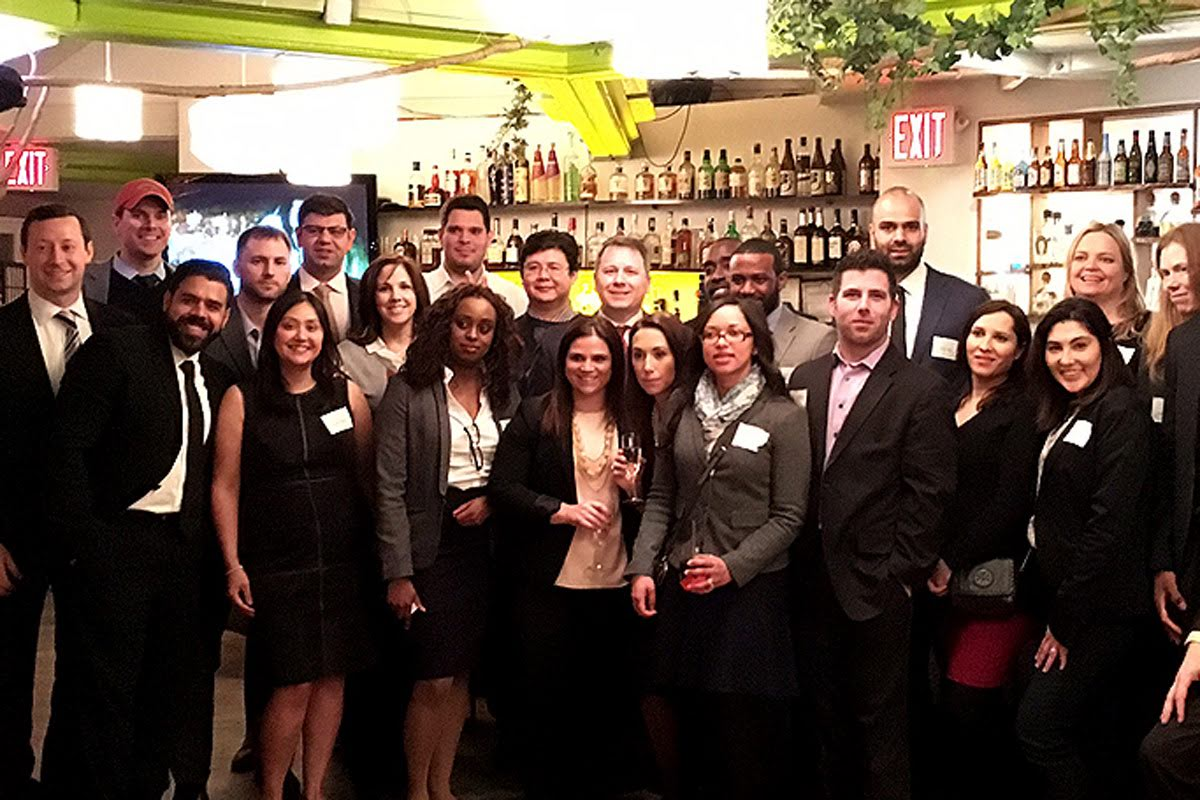 WMU-Cooley Law School Alumni Event in New York City