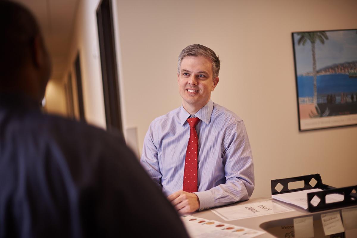 Professor Dan Matthews
