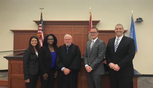 Mock Trial Participants